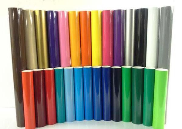 Công dụng giấy decal màu trong đời sống hàng ngày