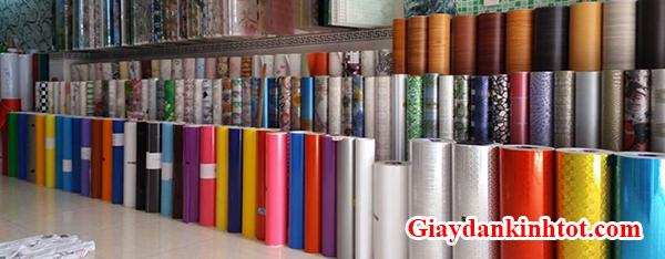 Cửa hàng giấy dán kính Hà Nội