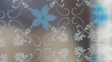 5 Mẫu giấy dán kính hoa văn cho cửa sổ siêu đẹp và có độ che mờ cao